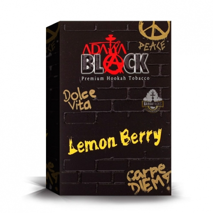 Essência Adalya Black Lemon Berry