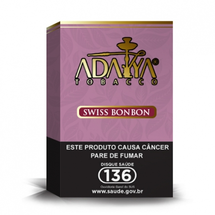 Essência Adalya Swiss Bonbon