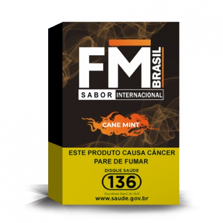 Essência FM Brasil Cane Mint