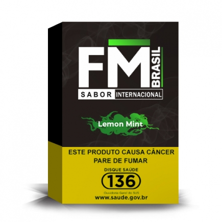 Essência FM Brasil Lemon Mint