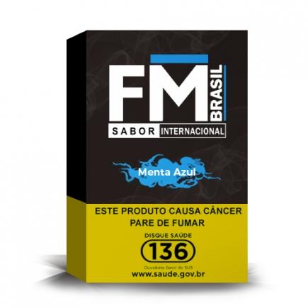 Essência FM Brasil Menta Azul