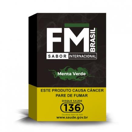 Essência FM Brasil Menta Verde