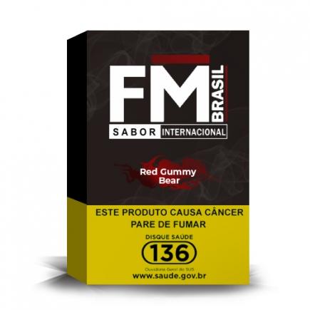 Essência FM Brasil Red Gummy Bear