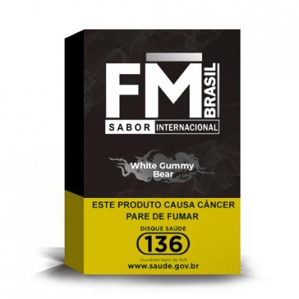 Essência FM Brasil White Gummy Bear