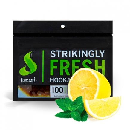Essência Fumari Lemon Mint