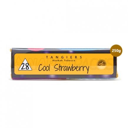 Essência Tangiers Cool Strawberry Noir 250g