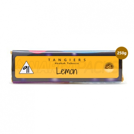 Essência Tangiers Lemon Noir 250g