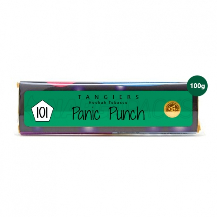 Essência Tangiers Panic Punch Birquq 100g