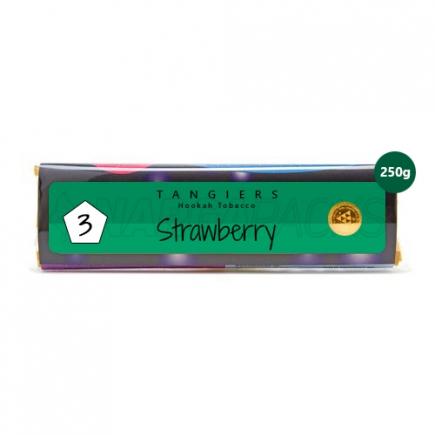 Essência Tangiers Strawberry Birquq 250g