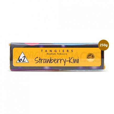 Essência Tangiers Strawberry-Kiwi Noir 250g