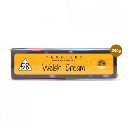 Essência Tangiers Welsh Cream Noir 250g