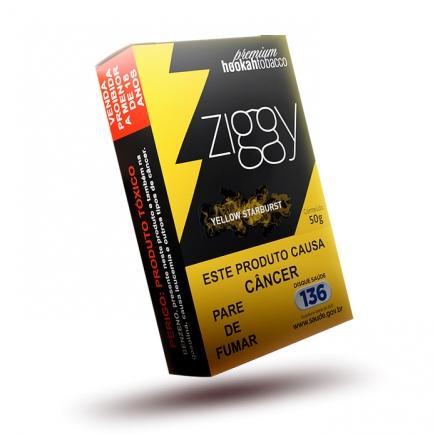 Essência Ziggy Yellow Starburst (Maracujá)
