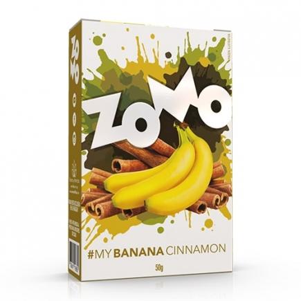 Essência Zomo Banana Cinnamon