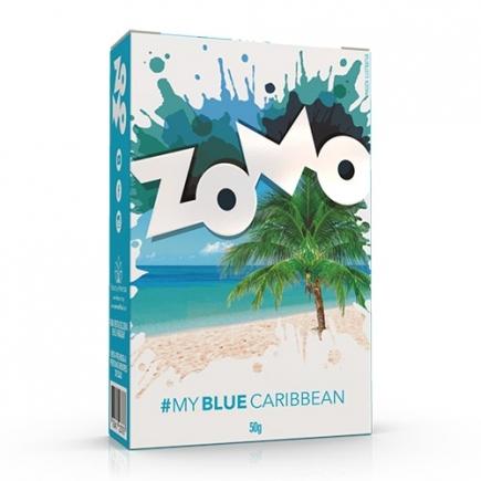 Essência Zomo Blue Caribbean