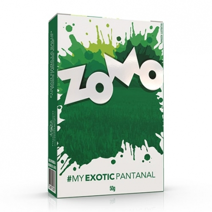 Essência Zomo Exotic Pantanal