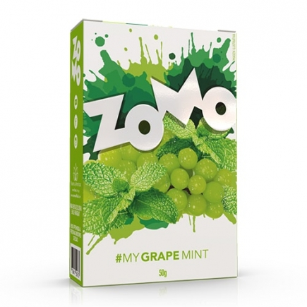 Essência Zomo Grape Mint