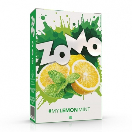 Essência Zomo Lemon Mint