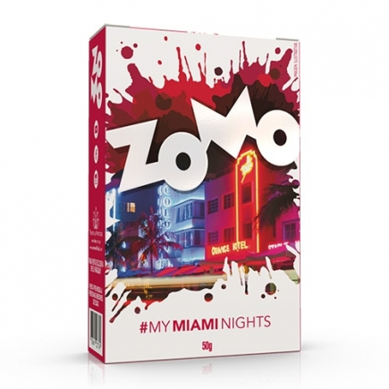 Essência Zomo Miami Nights