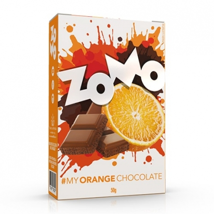Essência Zomo Orange Chocolate