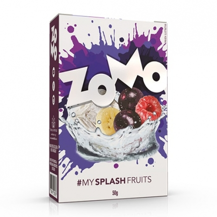 Essência Zomo Splash Fruits