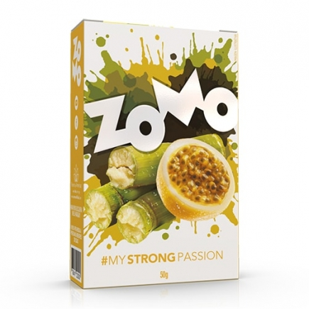 Essência Zomo Strong Passion