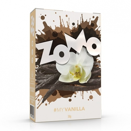 Essência Zomo Vanilla