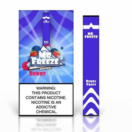 Mr. Freeze Berry Frost
