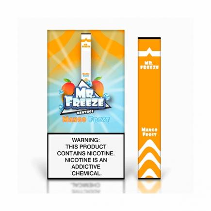 Mr. Freeze Mango Frost