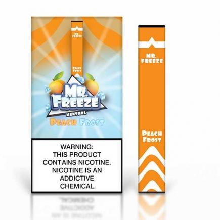Mr. Freeze Peach Frost