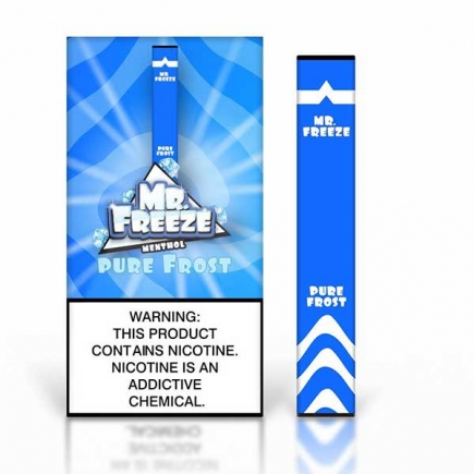 Mr. Freeze Pure Frost