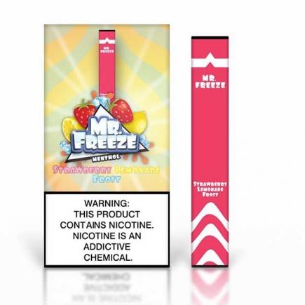 Mr. Freeze Strawberry Lemonade Frost