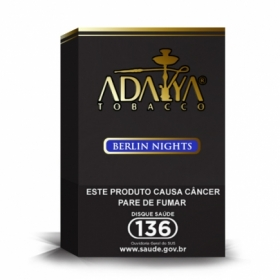 Essência Adalya Berlin Nights