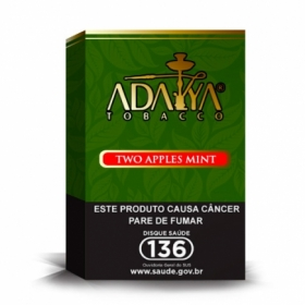 Essência Adalya Two Apples Mint