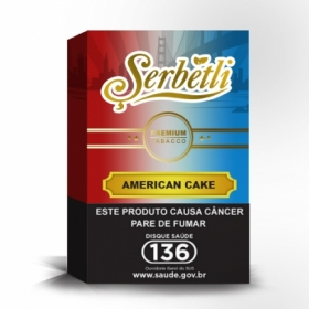 Essência Serbetli American Cake