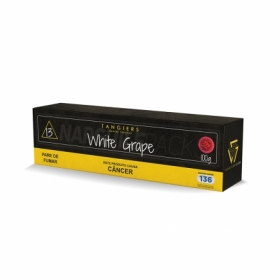 Essência Tangiers White Grape Noir 100g
