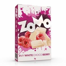 Essência Zomo White Choco Berry