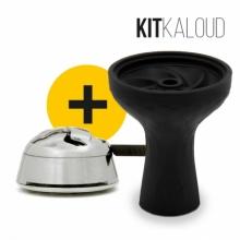 Kit Rosh Silicone + Kaloud Lotus